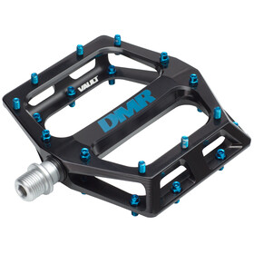 DMR Vault Pedal schwarz/blau